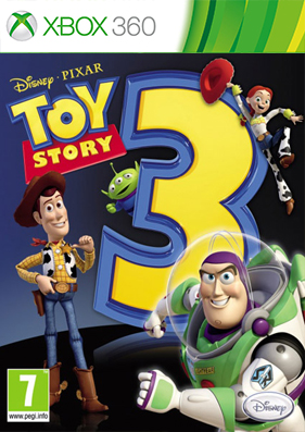 Toy Story 3: The Video Game [REGION FREE/RUSSOUND]