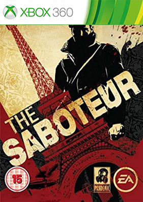 The Saboteur [GOD/FREEBOOT/RUSSOUND]