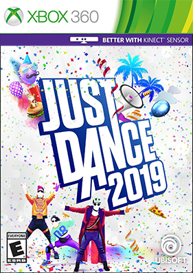 Just Dance 2019 [ISO/REGION FREE/ENG] (LT+3 0) » Скачать игры на