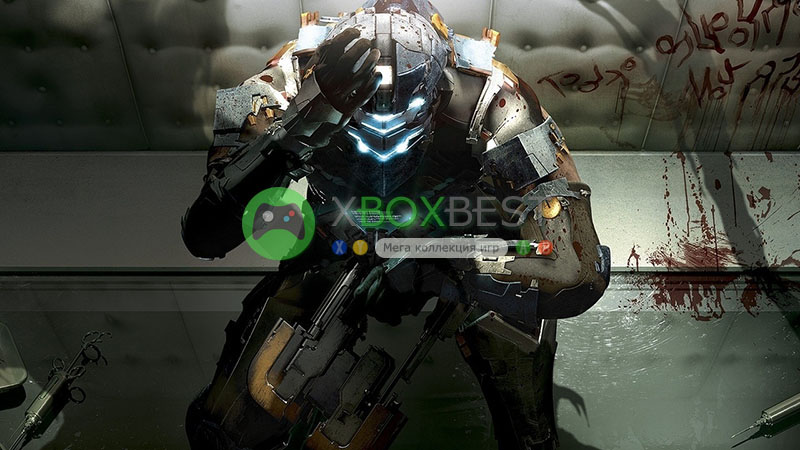 Dead Space 2 [ISO/PAL/RUS]