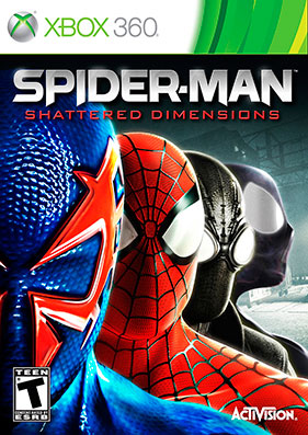 Скачать торрент Spider-Man: Shattered Dimensions [REGION FREE/RUS] на xbox 360 без регистрации