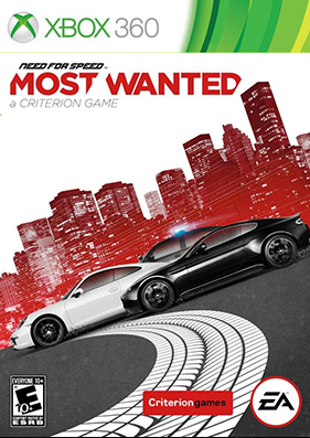 Скачать торрент Need For Speed Most Wanted [PAL/RUSSOUND] (LT+2.0) на xbox 360 без регистрации