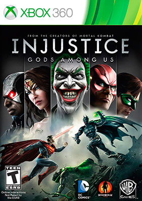 Скачать торрент Injustice: Gods Among Us + DLC [GOD/RUS] на xbox 360 без регистрации