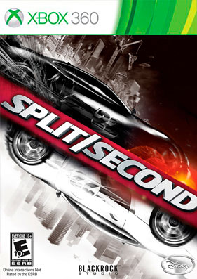 Split Second: Velocity [PAL/RUSSOUND]