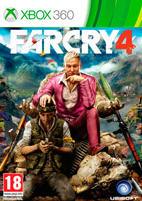Скачать торрент Far Cry 4 [REGION FREE/RUSSOUND] (LT+2.0) на xbox 360 без регистрации