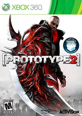 Prototype 2 [Region Free/RUSSOUND] (LT+2.0)