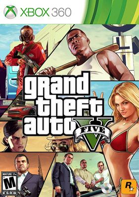 Grand Theft Auto 5 [REGION FREE/RUS] (LT+2.0)