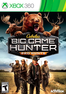 Cabela's Big Game Hunter: Pro Hunts [GOD/ENG]