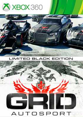 GRID Autosport - Limited Edition [GOD/RUSSOUND]
