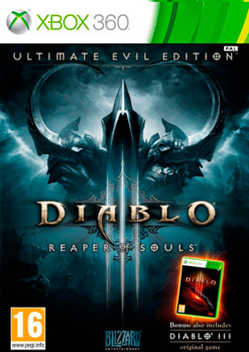 Diablo 3: Reaper of Souls. Ultimate Evil Edition [GOD/RUSSOUND]