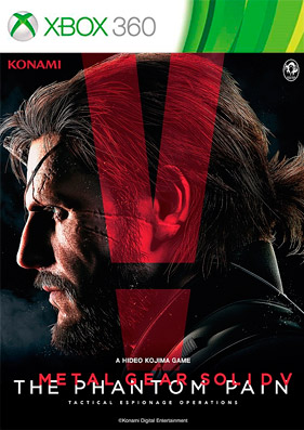 Metal Gear Solid V: The Phantom Pain [GOD/RUS]