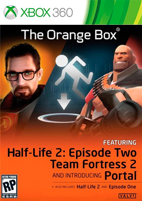 Half-Life 2 - The Orange Box V2.0 [JTAG/RUSSOUND]