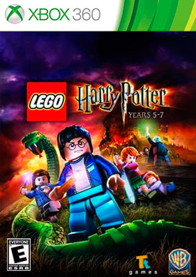 LEGO Harry Potter: Years 5-7 [REGION FREE/RUS] (LT+2.0)