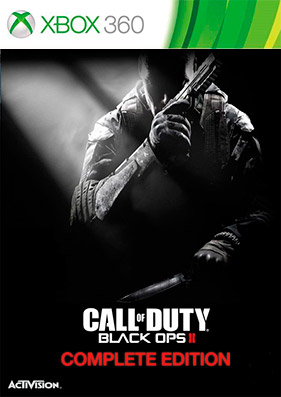 Скачать торрент Call of Duty: Black Ops 2 - Complete Edition [GOD/RUSSOUND] на xbox 360 без регистрации