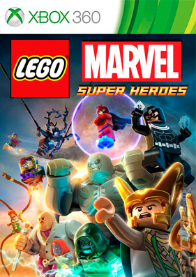 LEGO Marvel Super Heroes [REGION FREE/GOD/RUS]