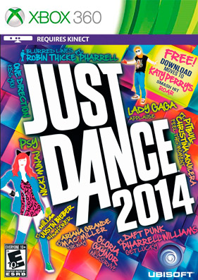 Just Dance 2014 [GOD/ENG]