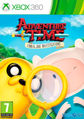 Adventure Time: Finn and Jake Investigations [XBLA/ENG]