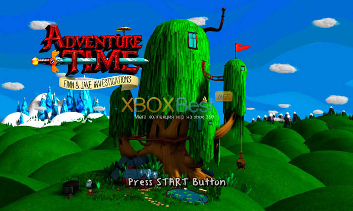 Скачать торрент Adventure Time: Finn and Jake Investigations [XBLA/ENG] на xbox 360 без регистрации
