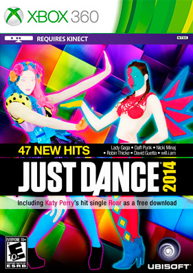Just Dance 2014 [PAL/ENG] (LT+3.0)
