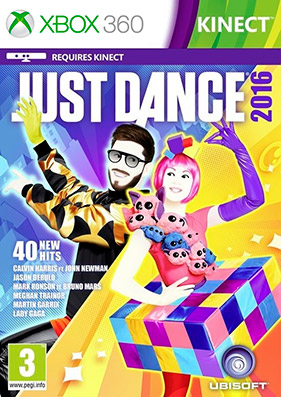 Скачать торрент Just Dance 2016 [REGION FREE/GOD/ENG] на xbox 360 без регистрации