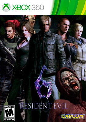 Скачать торрент Resident Evil 6 [REGION FREE/RUSSOUND] (LT+3.0) на xbox 360 без регистрации