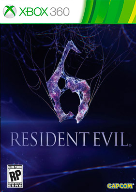 Resident Evil 6 [REGION FREE/GOD/RUSSOUND]