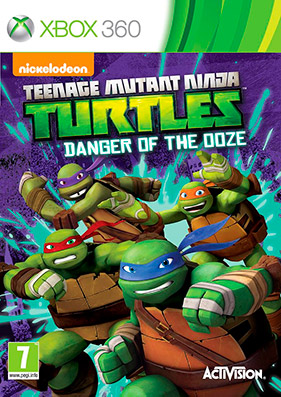 Teenage Mutant Ninja Turtles: Danger of the Ooze [ENG] (LT+1.9 и выше)