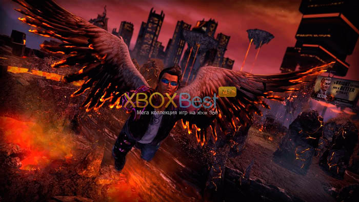 Скачать торрент Saints Row: Gat Out of Hell [REGION FREE/GOD/RUS] на xbox 360 без регистрации