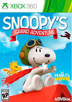 Скачать торрент The Peanuts Movie: Snoopy's Grand Adventure [REGION FREE/GOD/ENG] на xbox 360 без регистрации