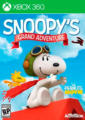 The Peanuts Movie: Snoopy's Grand Adventure [ENG] (LT+1.9 и выше)